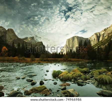 Yosemite #74966986