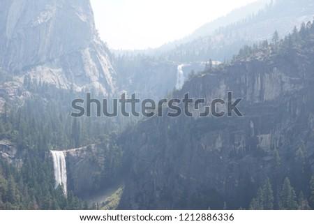 Yosemite Falls Pic