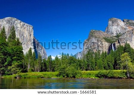Yosemite Nationalpark, Kalifornien