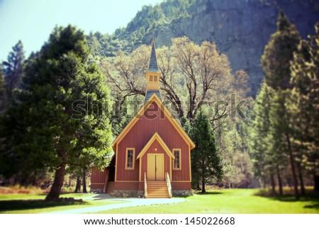 yosemite valley chapel ...