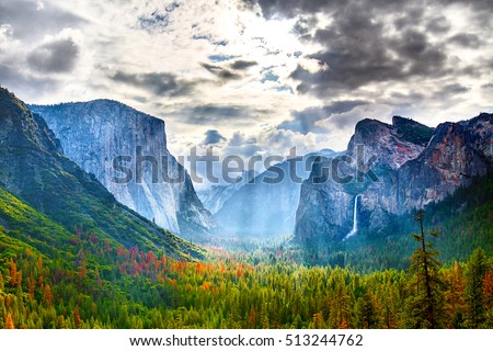 Yosemite Valley, Yosemite National Park