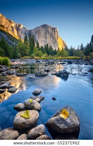 Yosemite Valley, Yosemite NP,  California, USA