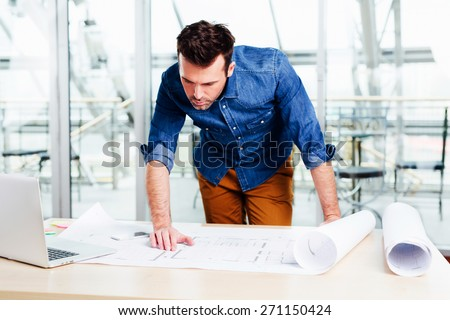 Two web designers working