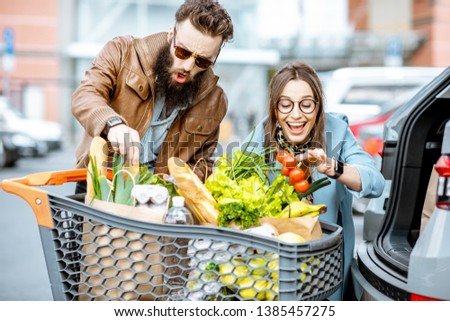 Shopping Cart Full Of Food Images And Stock Photos Page 6