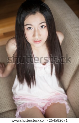 asian teen young Cute