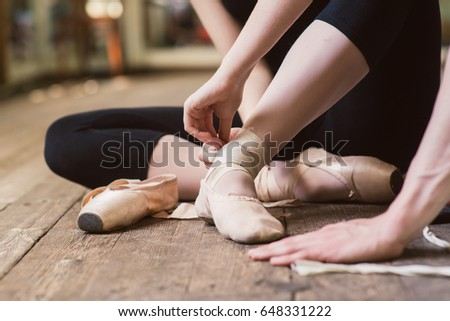 Professional Ballet Shoes Online