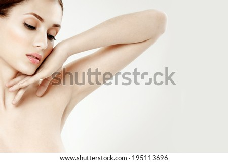 how to make underarms white at home