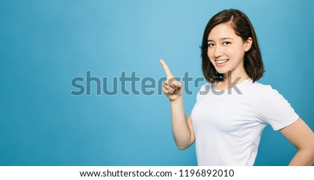 Young caucasian girl. #1196892010