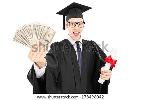 stock-photo-young-college-graduate-holdi