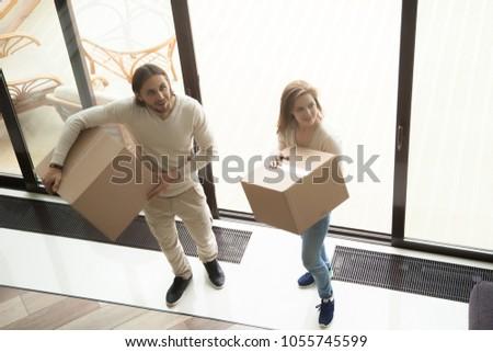 Free Photos Woman Entering Through The House Door Avopix