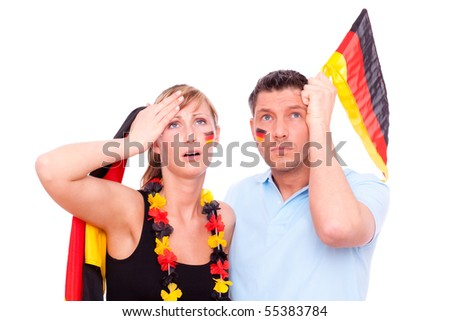young german couple