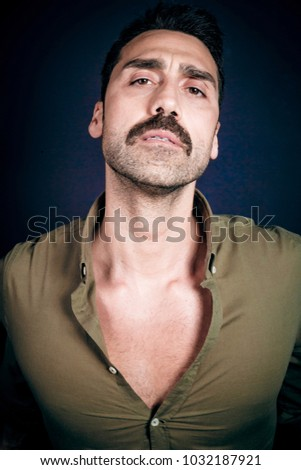 Confirm. man with beard hairy chest think, that