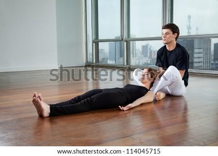 Dating a male yoga teacher