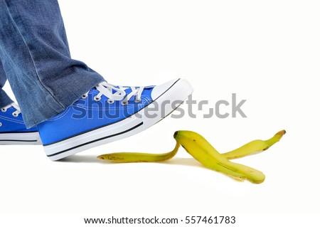 Railroad tracks banana peels essay