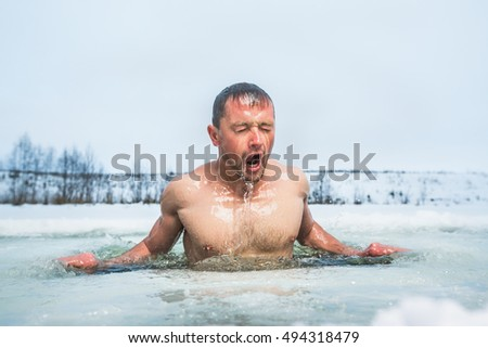 ice bath images