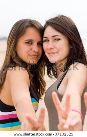 stock photo young teen friends 37102525 VIDEO: Lawsuit alleges Dov Charney of having forced sex with an 18 year