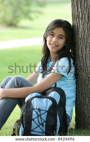 Girl movie sample girl Asian