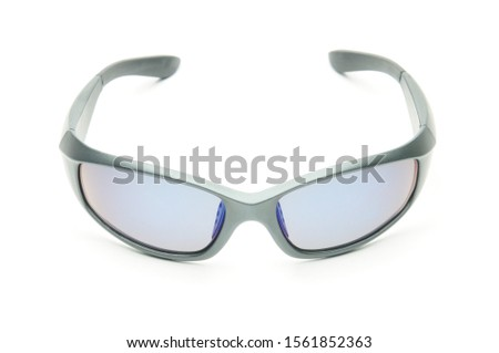 Youth sunglasses on an isolated white background #1561852363
