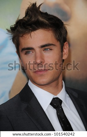 "Zac Efron at the ""Charlie St. Cloud"" World Premiere, Regency Village Theatre, Westwood, CA. 07-20-10"