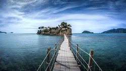 Zakynthos, a bridge to the island