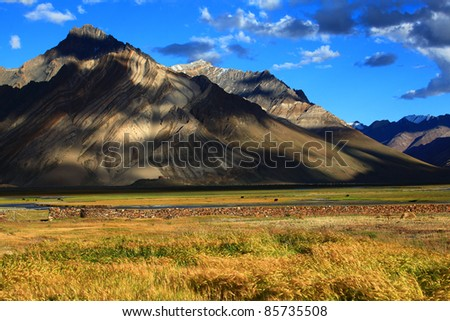 Zanskar Valley, India