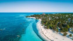 Zanzibar Tanzania Ocean Beach