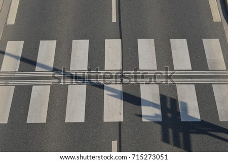 zebra crossing #715273051