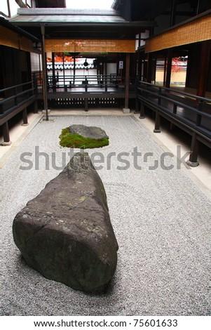 Zen gardens of Kyoto