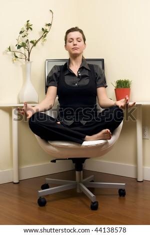 Zen Home Office