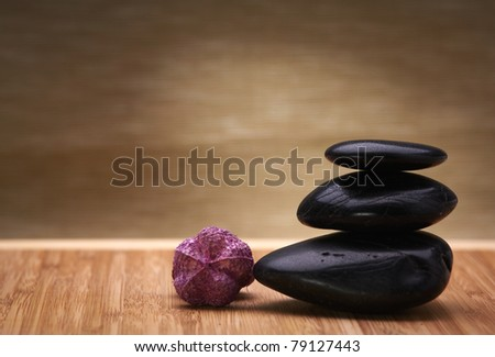 zen hot massage stones
