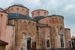 Zeyrek Mosque in Istanbul, Turkey (Pantokrator Monastery) Zeyrek cami