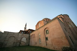 Zeyrek Mosque (Zeyrek Camii) or Monastery of the Pantocrator, is a significant mosque in Istanbul, made of two former Eastern Orthodox churches and a chapel. TURKEY