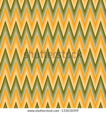 Zig zag background. Seamles pattern. Raster version, vector file available in portfolio. - stock photo