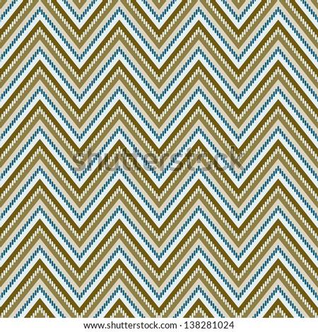 Zig-zag background. Seamless pattern. Raster version, vector file available in portfolio.