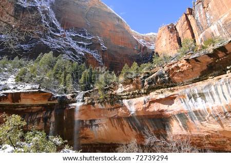 Zion National Park - Emerald Pools Trail (Utah, USA)