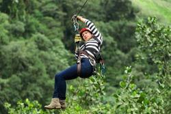 zip line zipline adventure canopy adrenaline jungle rush grown femininity on zipline ecuadorian andes zip line zipline adventure canopy adrenaline jungle rush race canopi animal timber holiday hazard