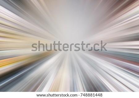 Zoomed blur background gradient line center design #748881448