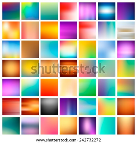 49 abstract colorful smooth