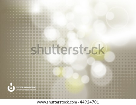 Abstract Vector Background. eps10 - stock vector