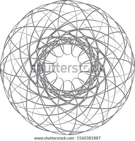 Alchemy, religion, philosophy, spirituality, hipster symbols and elements. geometric shapes