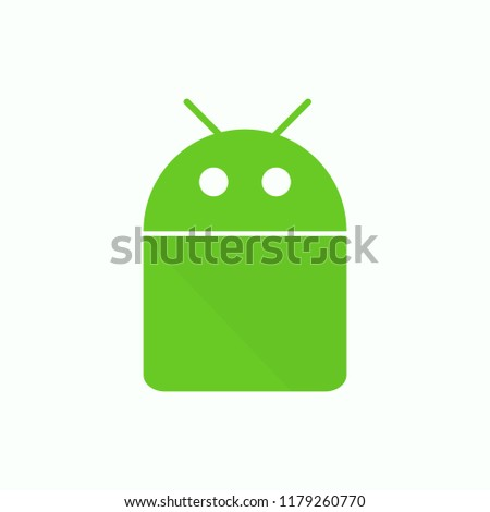 android logo sign icon
