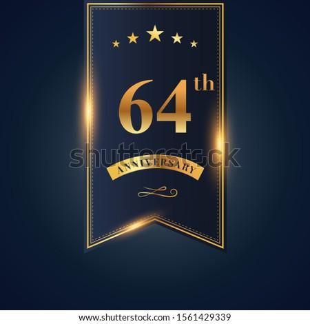 64 anniversary celebration