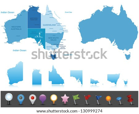 australia   highly detailed