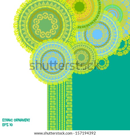 stock-vector--background-in-ethnic-style-circular-ornament-in-ethnic-style-abstract-geometric-seamless-pattern
