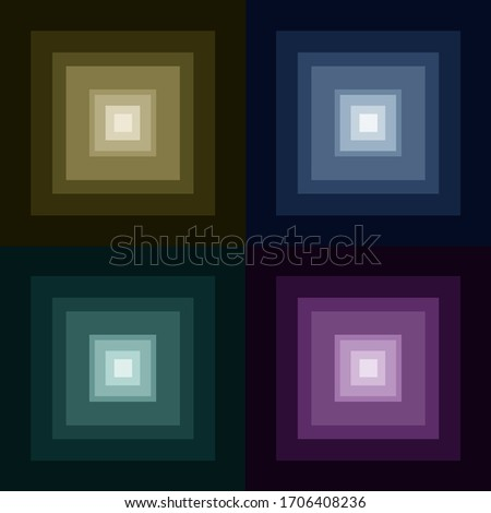 background squares of