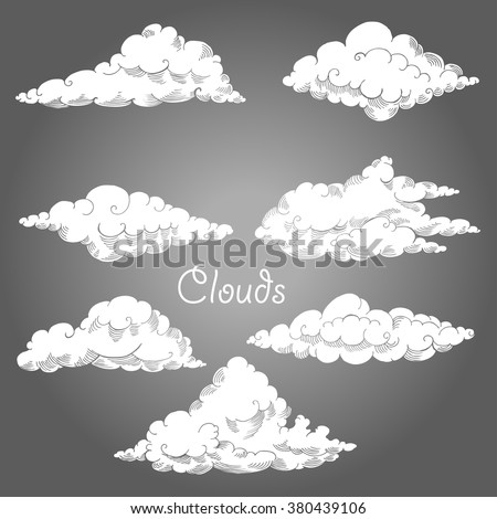 background with clouds...