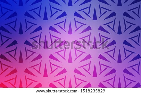 background with triangles. Triangles on abstract background with colorful gradient. Modern template for landing page.