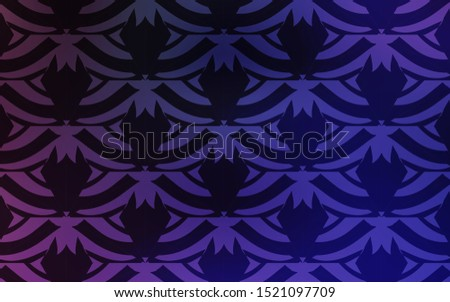 background with triangles. Triangles on abstract background with colorful gradient. Pattern for commercials.