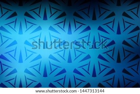 background with triangles. Triangles on abstract background with colorful gradient. Smart design for your adverts.