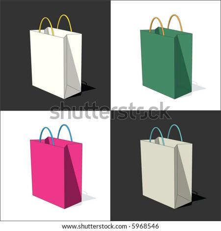 4 bag (vector)